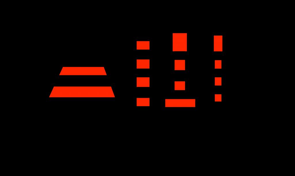 dieptelijn - rood